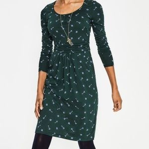 [Boden] Lock & Key Print Dress